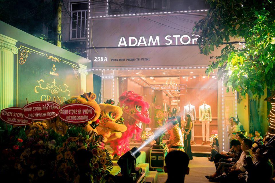 Cửa hàng thời trang nam Adam Store Pleiku